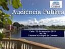 Comissão de Educação, Desportos, Cultura e Turismo convoca para Audiência Pública nesta sexta-feira
